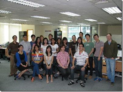 hanasoさんのフィリピンオフィス